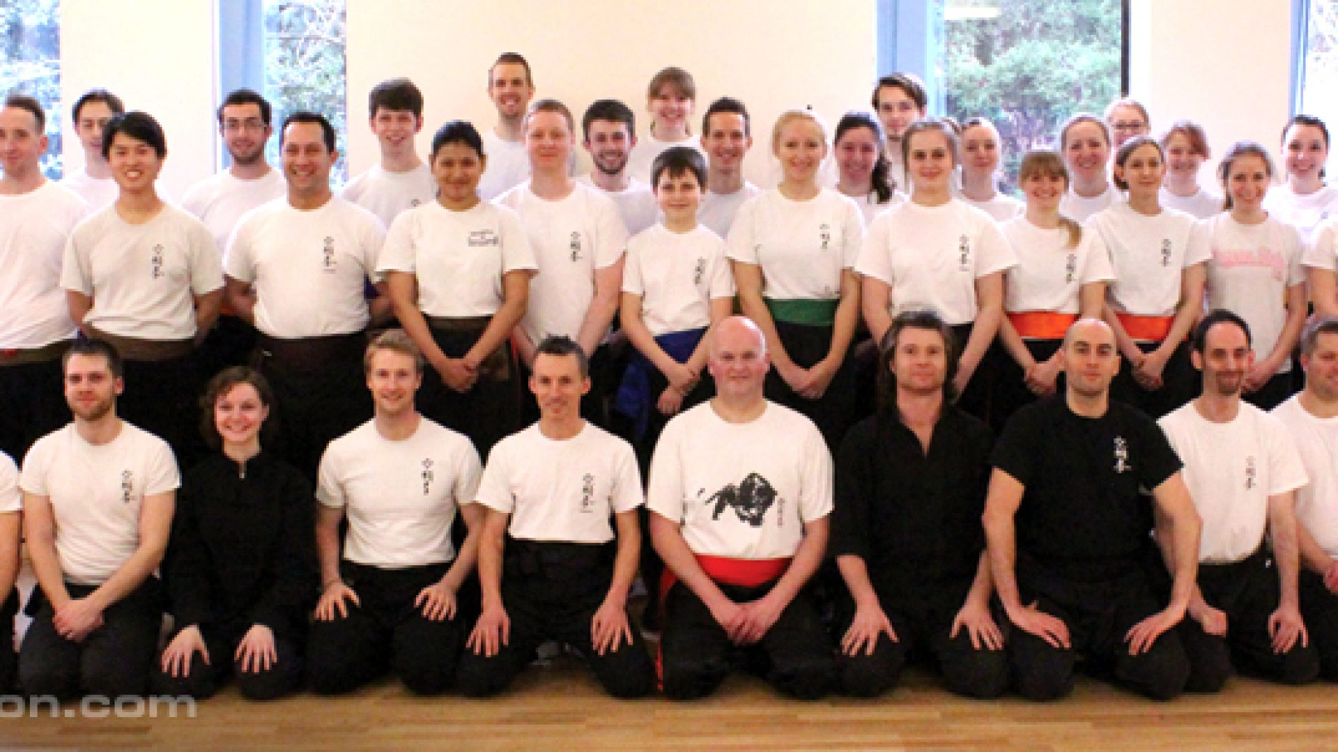 Hung Leng Kuen Kung Fu/ Wu Shu London